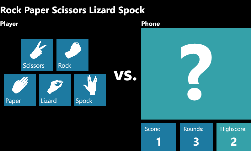 how to play rock paper scissors lizard spock dice game