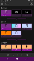 Manage your Philips hue scenes